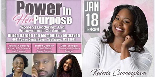 Power in Her Purpose- Women's Leadership and Empowerment