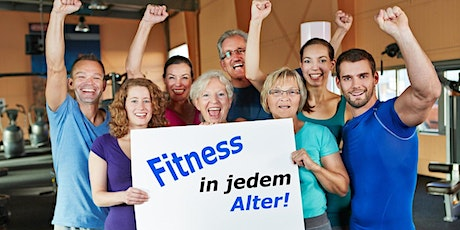 Synergaging - Fitness in jedem Alter Tickets