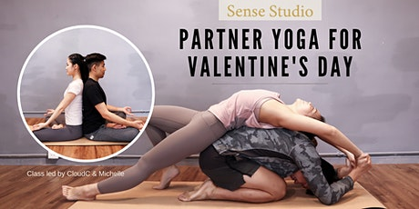 PARTNER YOGA Workshop | Valentine's Day Special 2020 tickets