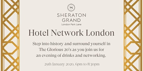 UK South Business Council Hotel Network - Sheraton Grand tickets