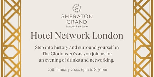 UK South Business Council Hotel Network - Sheraton Grand
