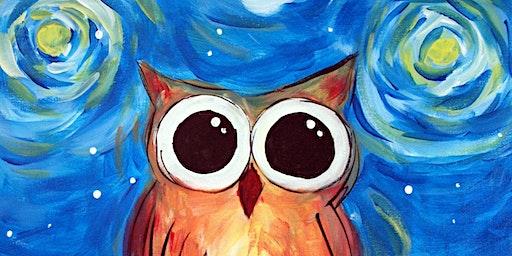 Van Gogh's Owl at Madcap BrewCo