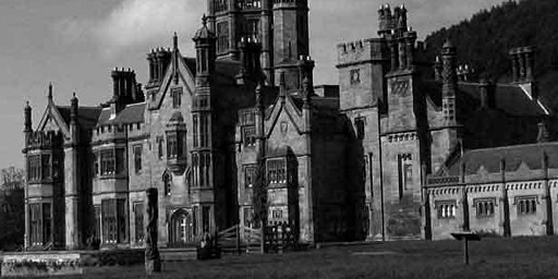 HALLOWEEN Ghost Hunt At The Very Haunted Gothic Margam Castle