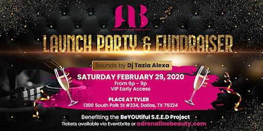 Adrenaline Beauty Launch Party & Fundraiser