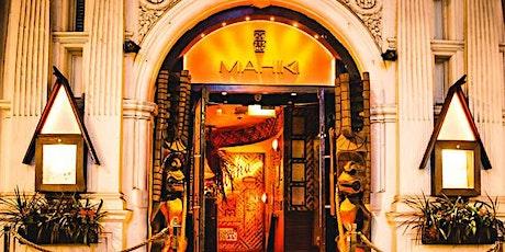 Social Event at Mahiki Mayfair! 2 x Free Drinks  tickets