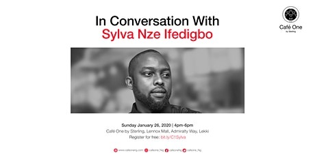 In Conversation With Sylva Nze Ifedigbo tickets