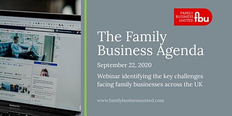 Family Business Challenges 2020 Webinar tickets