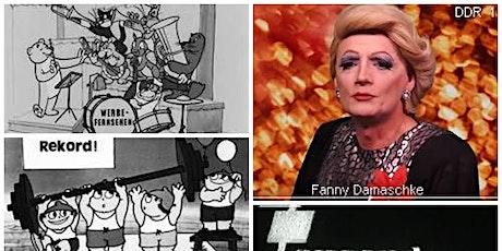 Fanny Damaschkes Werbewunderwelt Tickets