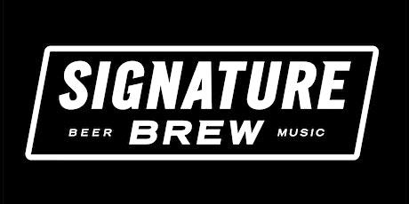 Music Quiz at Signature Brew Taproom & Venue tickets