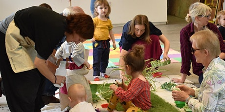 Early Years Spring Course, 1-3 year olds tickets