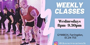THE CURVE CATWALK- Plus Size Dance Class