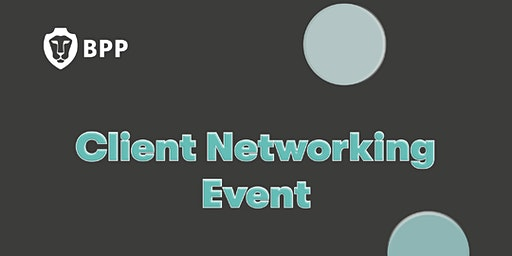 Client Networking Event
