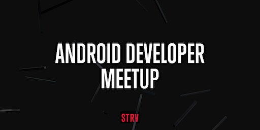 Android Developer Meetup PRG