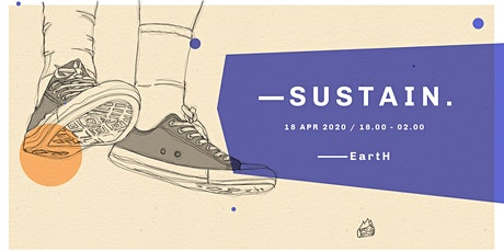 Sustain. | PONGO, The Turbans, Dizraeli, Mesadorm, Theo Bard tickets