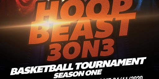 Hoop Beast 3 ON 3 Basketball Tournament (Season One)