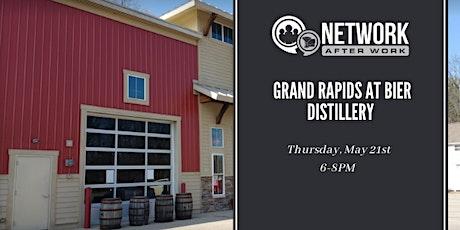Network After Work Grand Rapids at Bier Distillery tickets