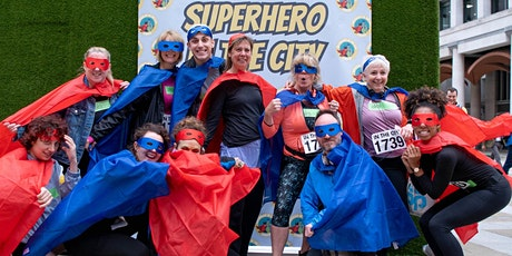 Superhero in the City for KIDS Charity tickets