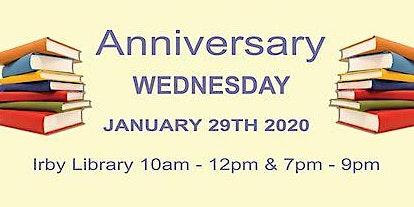 FOIL's anniversary celebrations