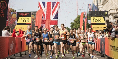ASICS London 10k for KIDS Charity tickets