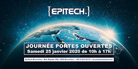 Journée Portes Ouvertes - Epitech Brussels #2 2019/2020 biglietti