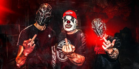Hatred vs. TerrorClown - Paradise in Hell tickets