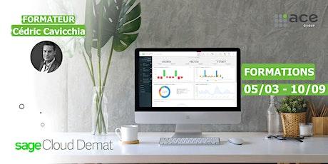 Formation Sage Cloud Demat - La plateforme collaborative comptable/client billets
