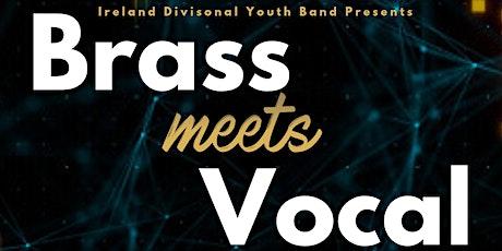 Brass meets vocal tickets