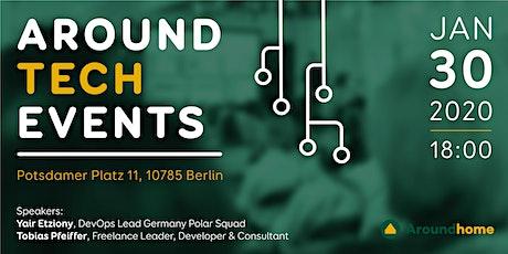 Aroundtech Events #2 - Tech Meetup & Talks tickets