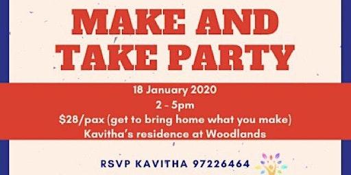 Make and Take Party