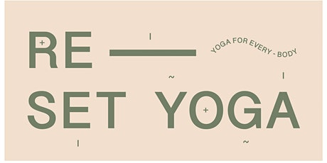 RESET yoga tickets