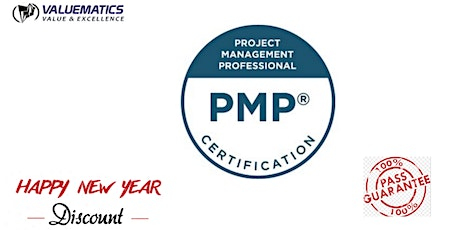 Project Management Professional (PMP) Certification Training-Pass Guarantee tickets