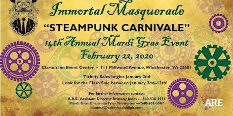 Immortal Masquerade tickets