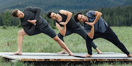 lululemon x Men's Yoga Club - Alex Lind tickets