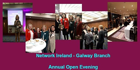 Network Galway Annual Open Evening 2020 tickets