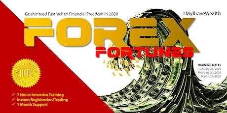 Forex Fortunes Workshop tickets