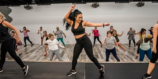 Tulsa, OK Dance2Fit Class w/ Jessica James on 4/18/20 @ 2pm