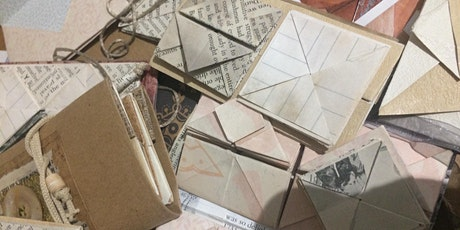 Paper folding workshop - Twisted and Hidden tickets