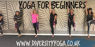 Yoga for beginners - 6 week course