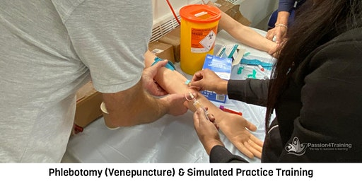 Phlebotomy (Venepuncture) & Simulated Practice Training