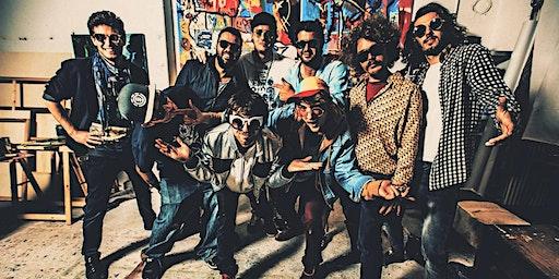 Shanti  Powa Orchestra + Support