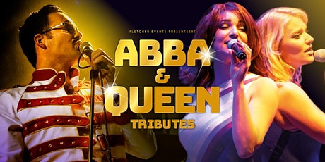 ABBA & Queen Tribute in Zutphen (Gelderland) 22-10-2021 tickets