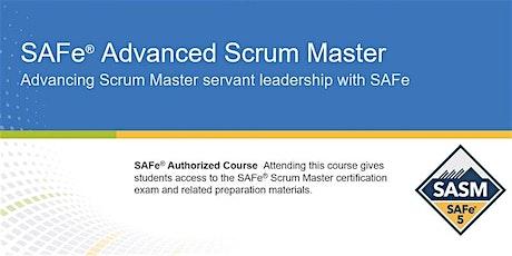 SAFe Advanced Scrum Master Training, Toronto, Canada tickets