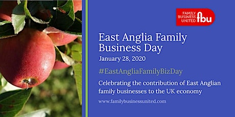 East Anglia Family Business Day 2020 tickets