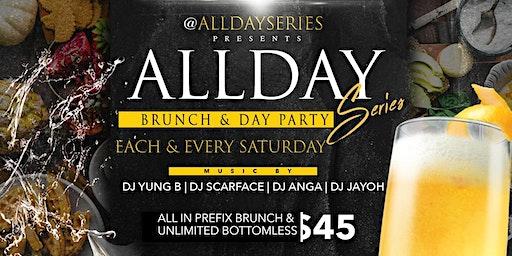 All Day Brunch Series Dj jayoh Guest List