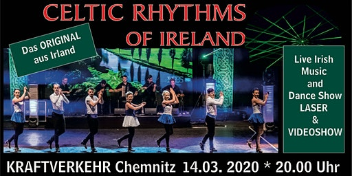 Celtic Rhythms of Ireland // Kraftverkehr Chemnitz
