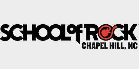 School of Rock Chapel Hill Mid-Season Showcase tickets