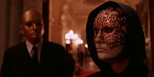 Eyes Wide Shut - Carnevale 2020 Roma