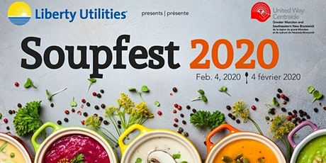 Liberty Utilities  Presents/Présente Soupfest 2020 tickets