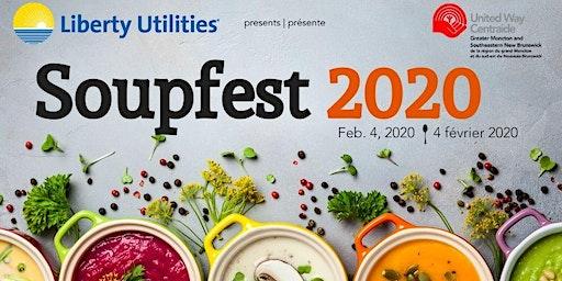 Liberty Utilities  Presents/Présente Soupfest 2020