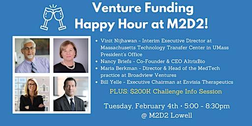 Venture Funding Happy Hour